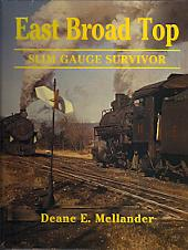 EAST BROAD TOP SLIM GAUGE SURVIVOR