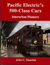 PACIFIC ELECTRIC'S 500 CLASS CARS