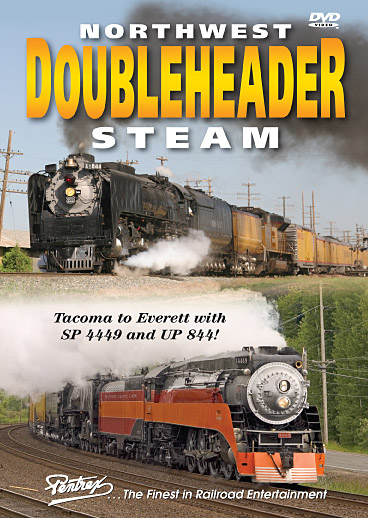 NORTHWEST DOUBLE-HEADER STEAM