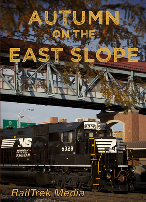 AUTUMN ON THE EAST SLOPE - NORFOLK SOUTHERN