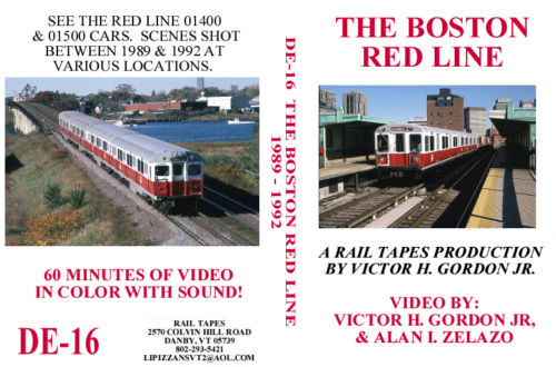 BOSTON RED LINE