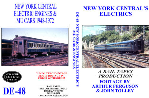 NEW YORK CENTRAL ELECTRICS