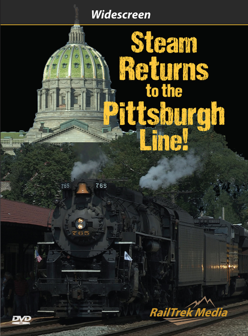 STEAM RETURNS TO THE PITTSBURGH LINE