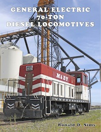 GENERAL ELECTRIC 70 TON DIESEL LOCOMOTIVES