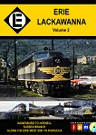 ERIE LACKAWANNA VOLUME 2 HAINESBURG TO HORNELL, SUSSEX BRANCH