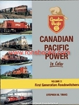 CANADIAN PACIFIC POWER IN COLOR VOL 2 FIRST GENERATION ROADSWITCHERS