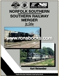 NORFOLK SOUTHERN – SOUTHERN RAILWAY MERGER IN COLOR