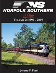 NORFOLK SOUTHERN IN COLOR VOL 2 1999-2019