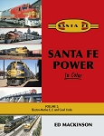 SANTA FE POWER IN COLOR VOL 2 ELECTRO-MOTIVE E, F & COWL UNITS