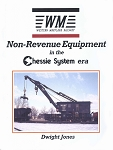 WESTERN MARYLAND NON-REVENUE EQUIPMENT IN THE CHESSIE SYSTEM ERA