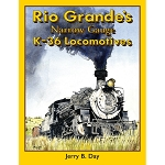 RIO GRANDE'S NARROW GAUGE K-36 LOCOMOTIVES