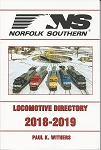 NORFOLK SOUTHERN 2018-2019 LOCOMOTIVE DIRECTORY