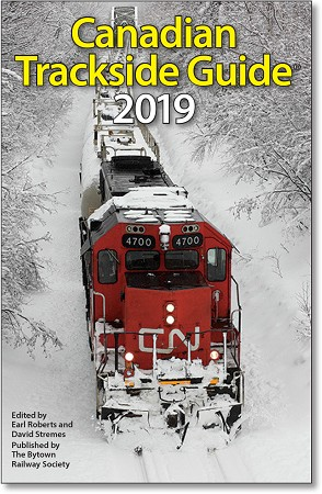 CANADIAN TRACKSIDE GUIDE 2019