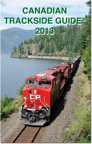 CANADIAN TRACKSIDE GUIDE 2013