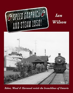 SPEED GRAPHICS AND STEAM 1958 VOL 2 ONTARIO