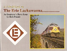 COLORFUL LOOK AT THE ERIE LACKAWANNA