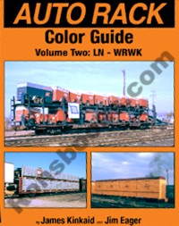 AUTO RACK COLOR GUIDE VOLUME 2: LN-WRWK