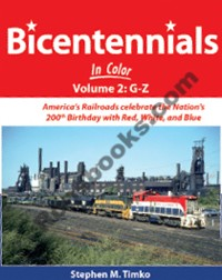 BICENTENNIALS IN COLOR VOL 2 G-Z