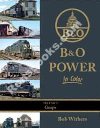 B&O POWER IN COLOR VOL 3 GEEPS