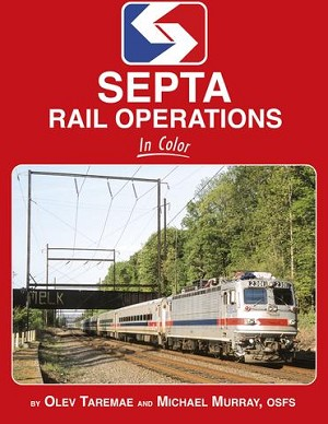 SEPTA RAIL OPERATIONS IN COLOR